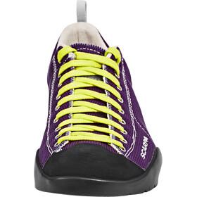 Scarpa Mojito Fresh Shoes Women dark violet/lime